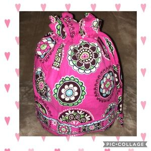 Vera Bradley 'ditty' drawstring bag
